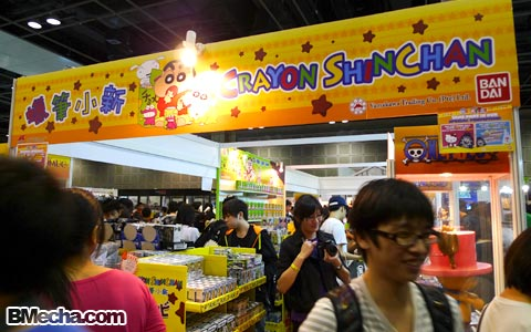 Anime Festival Asia X - Candy Toy Sales