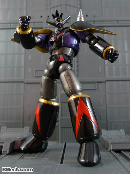 Revoltech No.074 Black Getter Dragon (Hobby Japan Limited Edition)