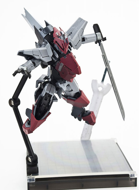 Riobot Delphine Third Form Action Figure from Broken Blade (aka Break Blade)