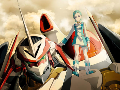 Eureka Seven Anime TV series introduction