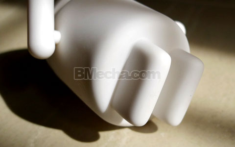 Google Android Blank Mini Collectible Vinyl Figure