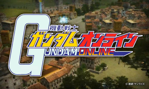 Mobile Suit Gundam Online - Game Play Video!