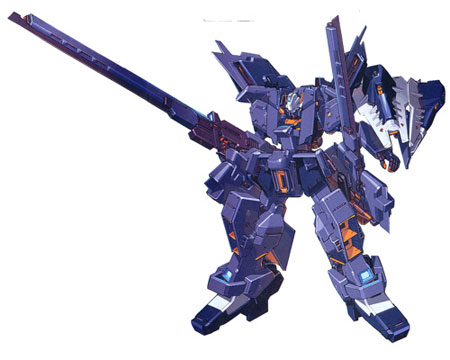 Advance of Z Mobile Suits: Gundam TR-1 [Hazel Rah] Second Form