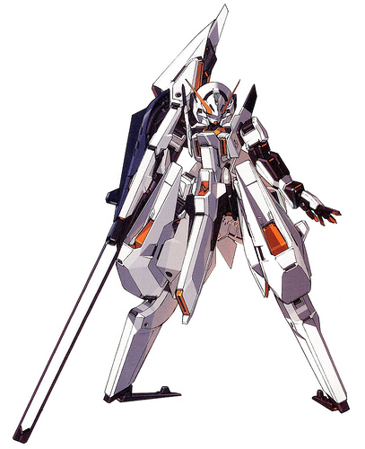 Advance of Z Mobile Suits: Gundam TR-6 [Woundwort]