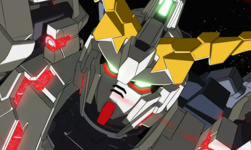 Mobile Suit Gundam Unicorn Episode 3 Movie 8 Minutes Preview