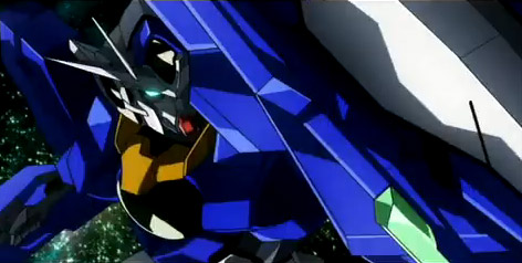 Gundam OO the movie, Gundam OO Qan[T] and Setsuna F Seiei