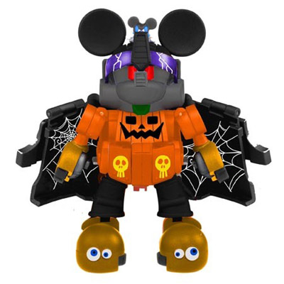 Mickey Mouse Trailer Halloween Version