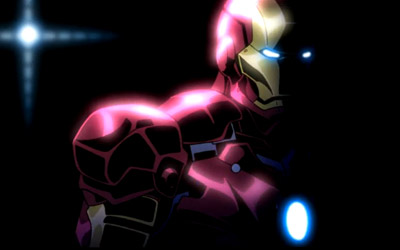 Marvel Iron Man Anime by Mad House
