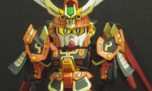 Gundam Customization - Jaystermaple Custom Raging Fire Ryuubi Gundam