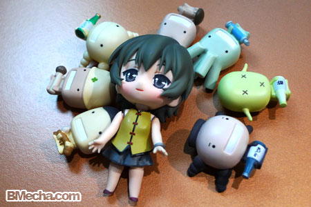 Toy Blogger Gathering - Nendoroid Eins and Moyashimon
