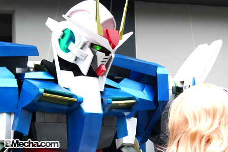 Mascot Parade Anime Cosplayer - Gundam OO Raiser