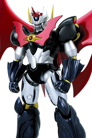 Max Alloy Mazinkaiser die-cast metal action figure