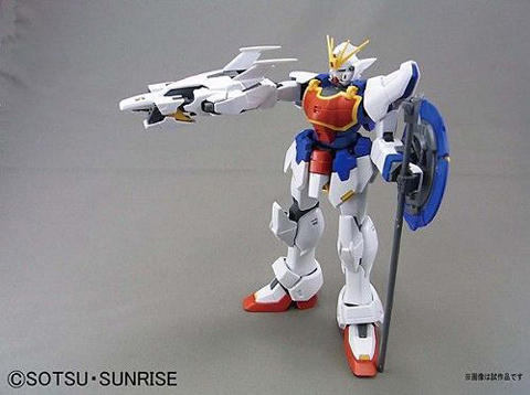 Bandai MG Shenlong Gundam Endless Waltz Ver Coloured Prototype