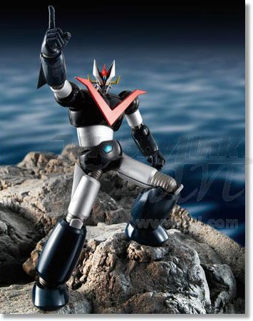 Hobby Link Japan Promotion Nagai Go Sales - Bandai Super Robot Chogokin Great Mazinger