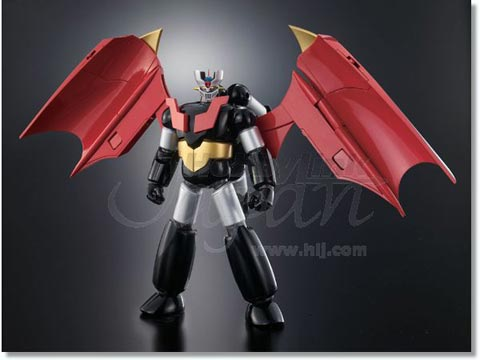 Hobby Link Japan Promotion Nagai Go Sales - Bandai Soul of Chgokin Shin Mazinger Z with God Scrander