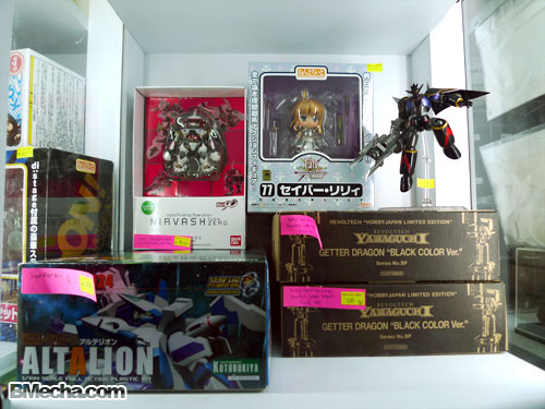 B-Mecha Toy Sales @ China Square Central Toy Realm