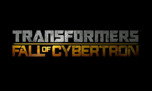 Transformers Fall of Cybertron game title
