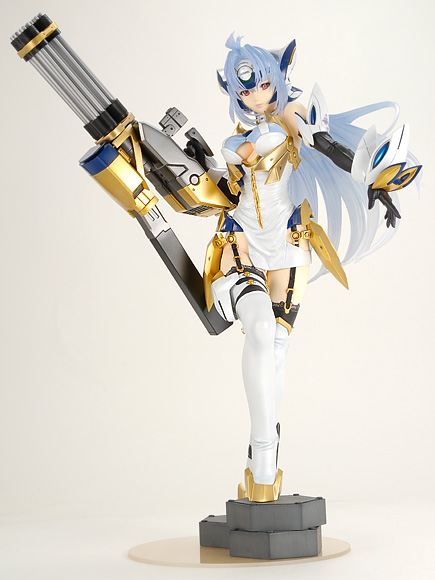 Volks 1/4 toy figurine KOS-MOS from Xenosaga